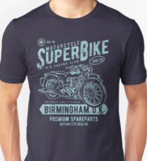 Motorcycle Superbike Retro Vintage T-Shirt