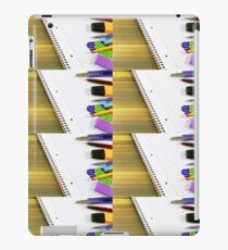 Everything you need for your return to school iPad Case/Skin