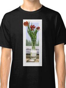 """""""Three Tulips"""" Classic T-Shirt"""
