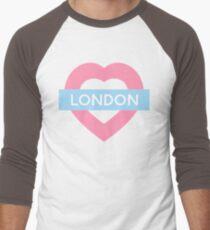London Underground - Pastel Heart T-Shirt