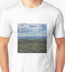 Mountain Top view T-Shirt