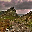Castle Rock 1 by Jonathan Dower