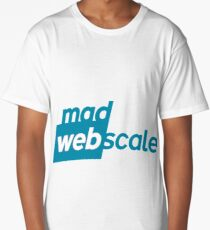 Mad Webscale Long T-Shirt