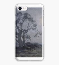 Abraham's Oak by Henry Ossawa Tanner iPhone Case/Skin