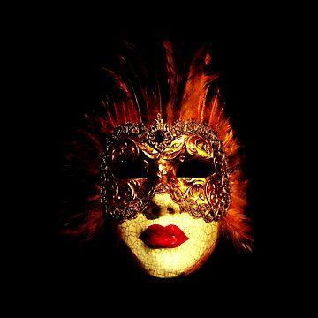 Venetian Mask by ljm000