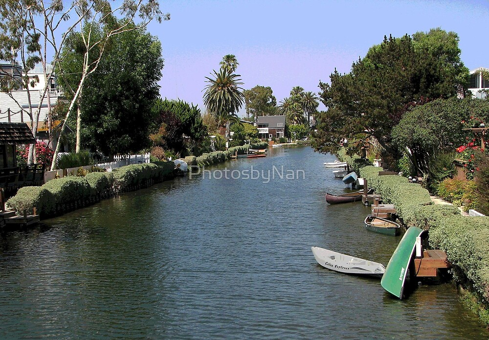 Venice, California by PhotosbyNan