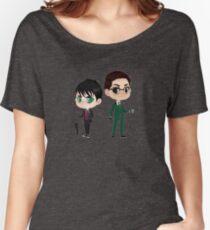 Nygmobblepot Women's Relaxed Fit T-Shirt