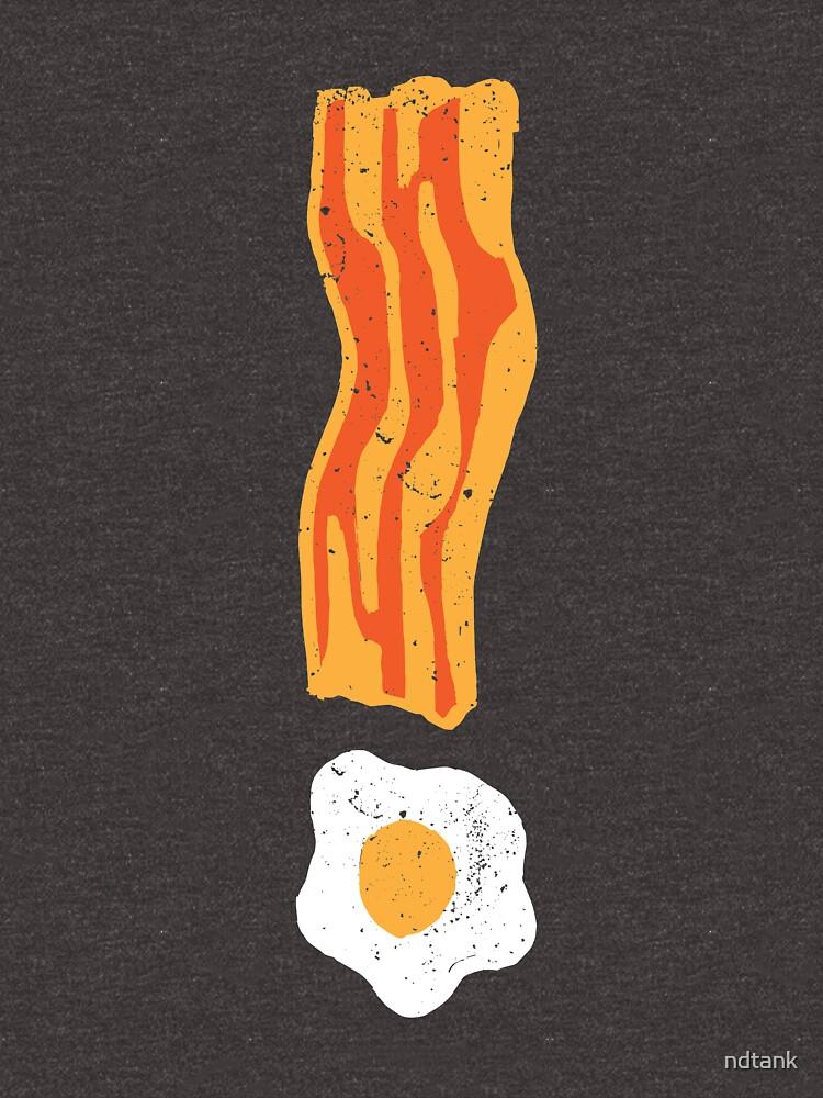 Breakfast is Important! by ndtank