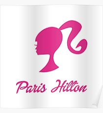 Paris Hilton, Barbie Girl Poster