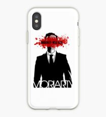 the boss moriarty iPhone Case
