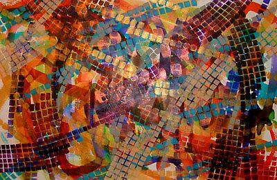 Squares 12 by Josh Bowe
