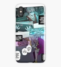 Mystic Messenger - Ray Last Call (not deserving) iPhone Case/Skin