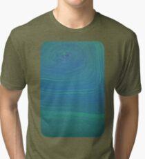 Rippled Tri-blend T-Shirt
