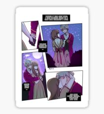 Mystic Messenger - Ray last call (I want to date) Sticker