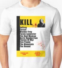Kill Bill Arya Stark T-Shirt