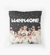 Wanna One Throw Pillow
