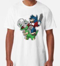 Optimus Mario Camiseta larga