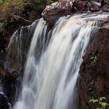 Victoria falls Scotland by dianecmcac