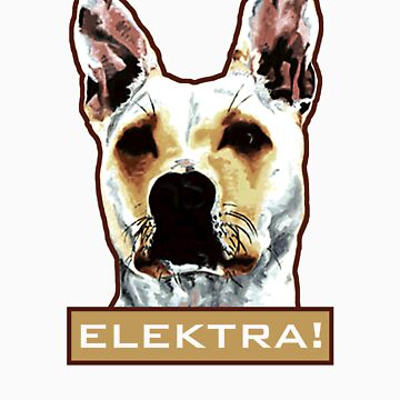 ELEKTRA! by shermanwarren