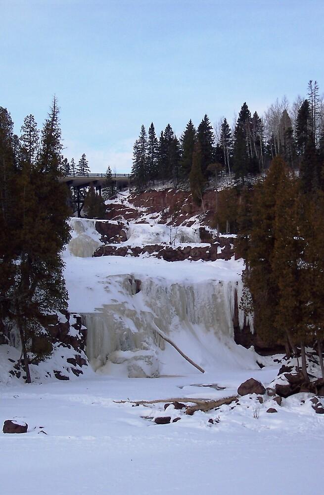 Gooseberry Falls - Minnesota by Braedene