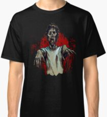 Practice The Zombie Walk Classic T-Shirt