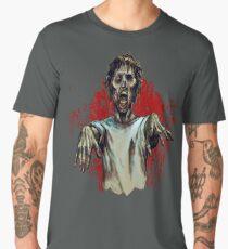 Practice The Zombie Walk Men's Premium T-Shirt