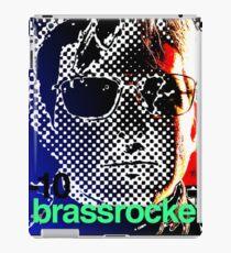 cover art for brassrocket's album, 't -10' iPad Case/Skin