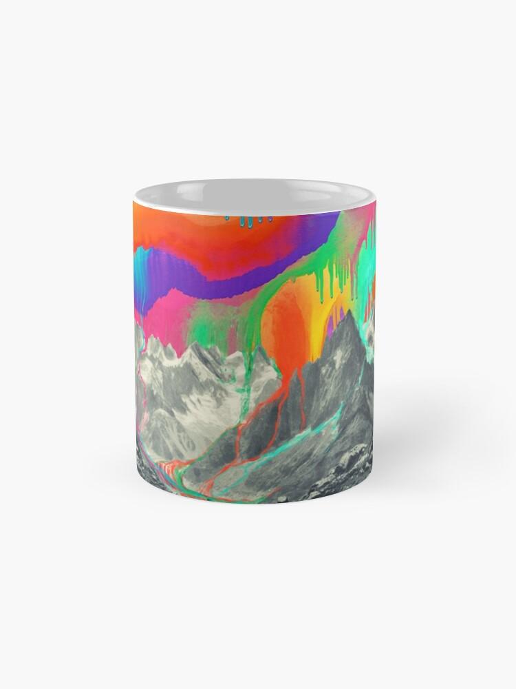 Alternate view of Skyfall, Melting Northern Lights Mug