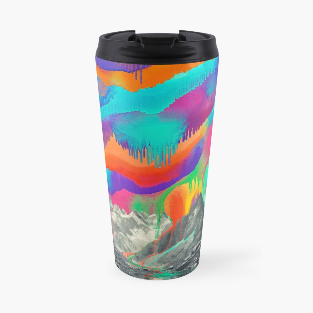 Skyfall, Melting Northern Lights Travel Mug