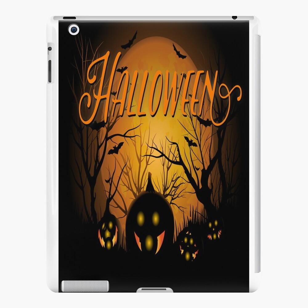 Kürbisse Halloween !!! iPad-Hüllen & Klebefolien