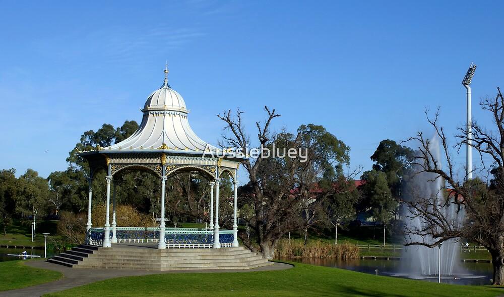 Rotunda/Bandstand by Aussiebluey