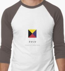 Nautical Flag: Zulu T-Shirt