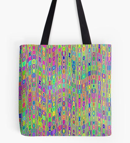Abstract Meadow Tote Bag