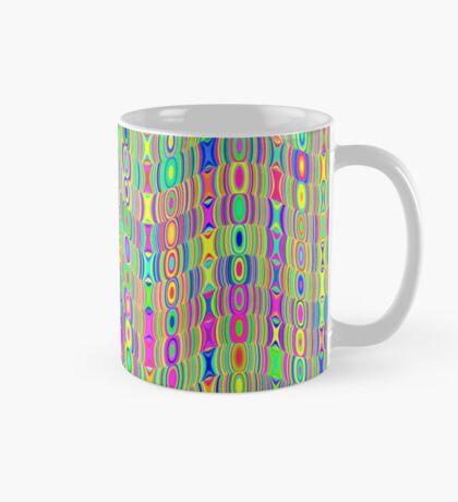 Abstract Meadow Mug