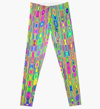 Abstract Meadow Leggings