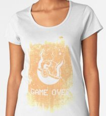 Game Over - 1 Women's Premium T-Shirt