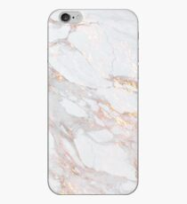 Chic Elegant Gold Marble Pattern iPhone Case