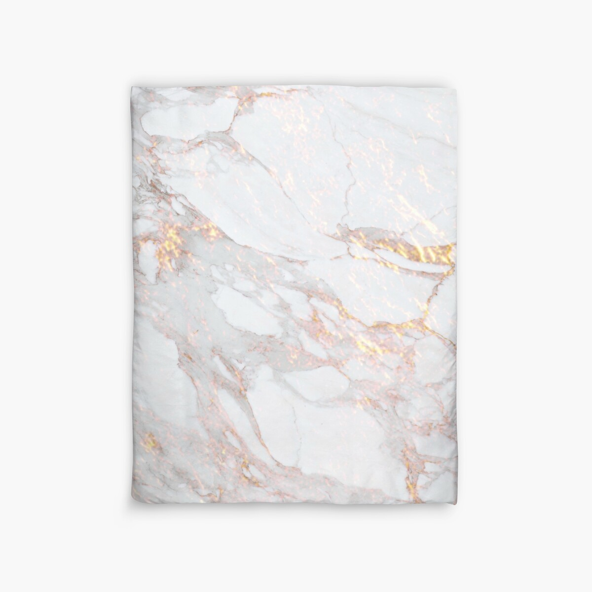 Quot Chic Elegant Gold Marble Pattern Quot Duvet Covers By Skoemil