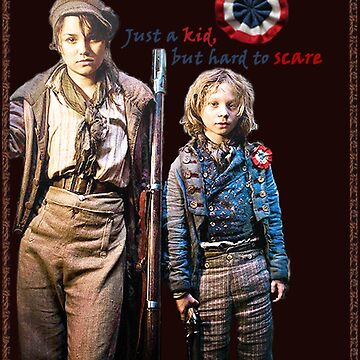 Just a Kid | Eponine & Gavroche by CatchYouLater