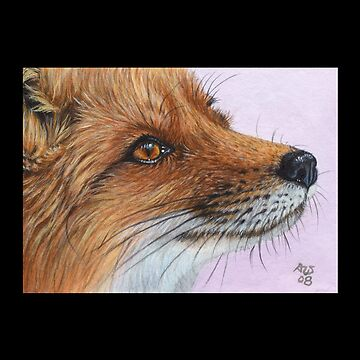 Fox #6 by artbyakiko