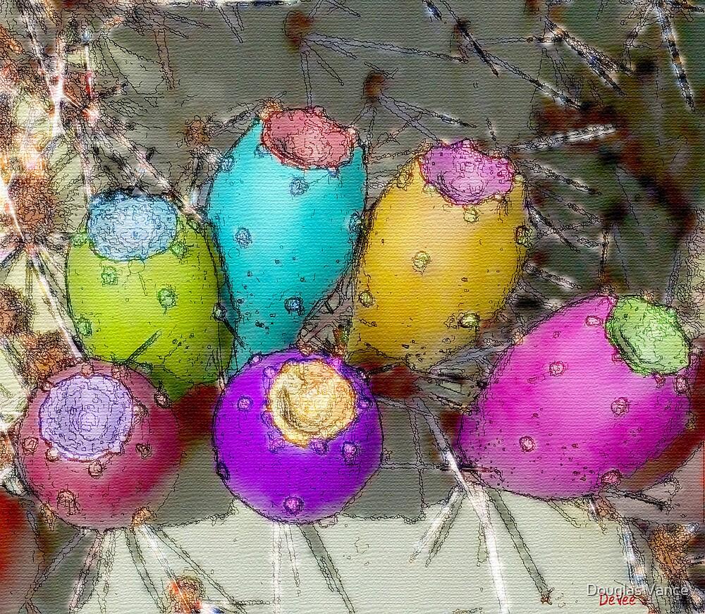 Return Of The Desert Easter Egg by Douglas Vance
