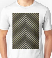 Minimalist and golden pattern T-Shirt