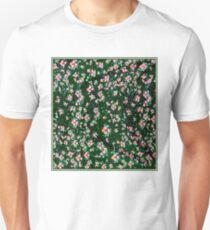 FLOWERED PRINT : Colorful Garden Poster T-Shirt