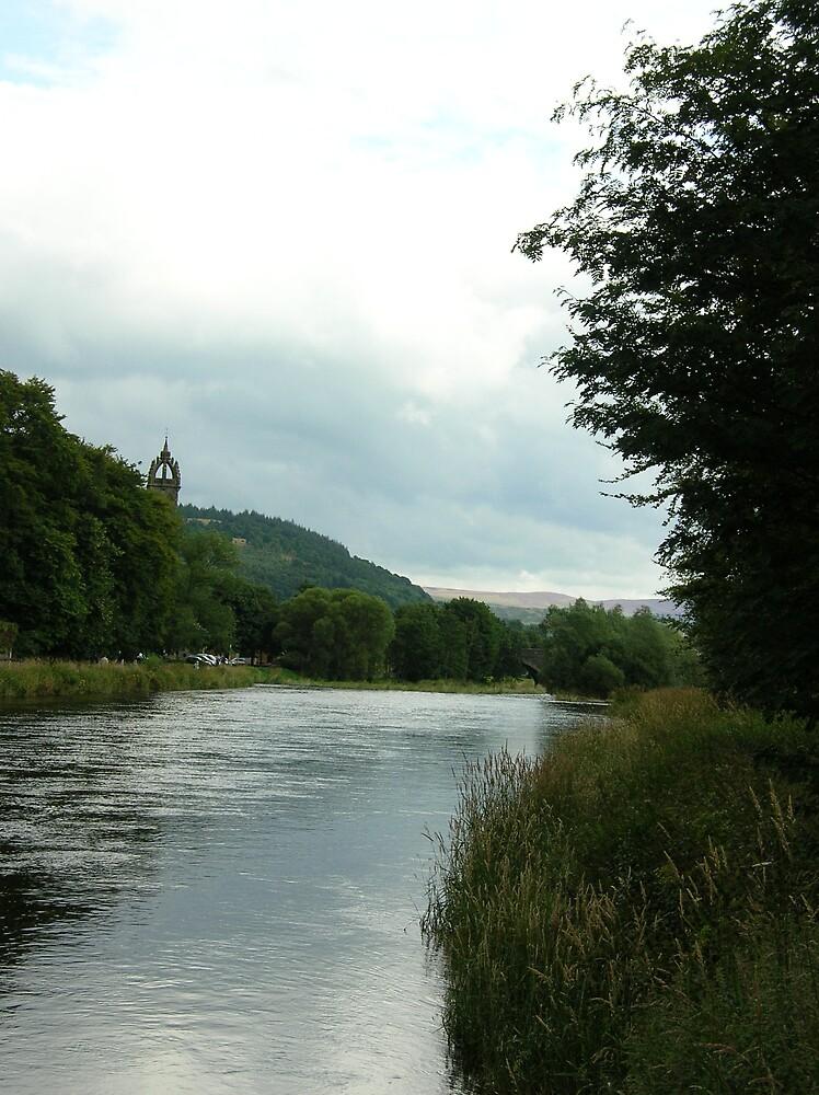 River Tweed by yankeegrl99