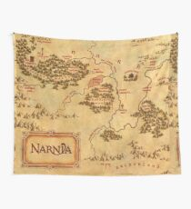 The land through the wardrobe Wall Tapestry