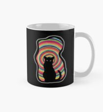 time for child stories: the BLACK CAT Mug