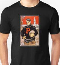 Antique Princeton University Football Image T-Shirt