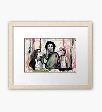 Untitled V Framed Print