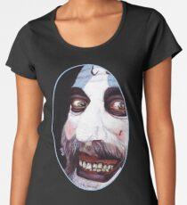 Captain Spaulding Premium Scoop T-Shirt