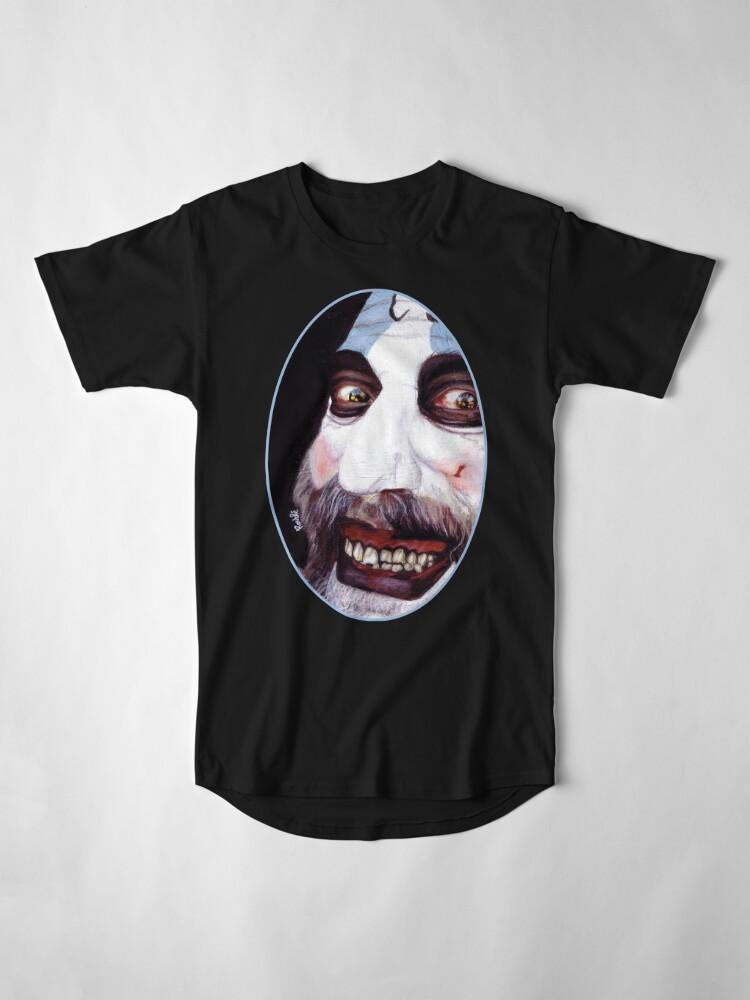 Alternate view of Captain Spaulding Long T-Shirt